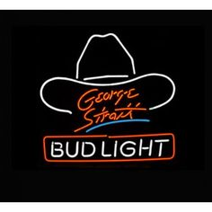 Budlight Beer Neon Signs