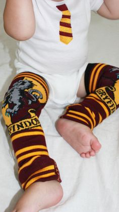 Harry Potter Gryffindor Halloween Costume Baby to by GigglePoo, $30.00