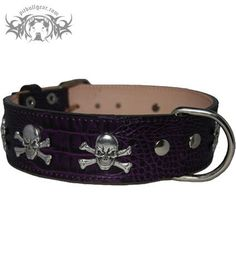 Collar Leather Collar, Leather Working, Collars, Belt, Dogs, Accessories, Fashion, Belts, Moda
