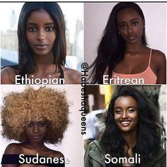 africa, chicks, and Afro image Black Girls Rock, Black Girl Magic, Black Girl Swag, Dark Skin Beauty, Hair Beauty, Black Beauty, Pretty People, Beautiful People, Dark Skin Girls