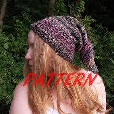 Crochet Elf Hat pattern