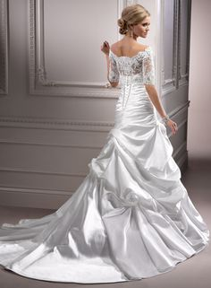 Large View of the Symphony Bridal Gown