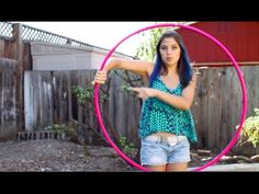 ▶ Learn to Hoop Dance - ISO - Cat Eye Isolation - YouTube