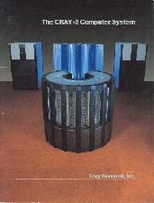 Computer History Museum - - The CRAY-2 Computer System. Cray Research, Inc.