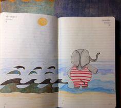 Paradis silencieux: Les aventures de mon éléphant à la mer....