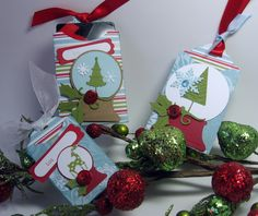 cards made from cricut | Cricut Christmas gift cards