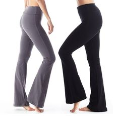 The Best Shoes to Wear With Yoga Pants: Boot Cut and Flared Yoga Pants # yoga pants outfit casual boot cut Workout Leggings, Women's Leggings, Yoga Pants Outfit, Yoga Shorts, Dance Outfits, Academia, What To Wear, Casual Outfits, Women's Casual