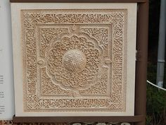 This tile is amazing. Examine the amount of detail and layers in its design.