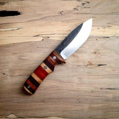Hey, I found this really awesome Etsy listing at https://www.etsy.com/listing/201413398/hunting-knife-handmade-custom-knife-by