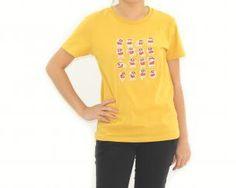 Bagustore   Crayon Shin Chan T-Shirt 710-0003-1-24