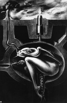 Hans Rüdi Giger: Under the Earth