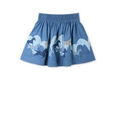Nightsky Helga Skirt - Stella Mccartney Kids Official Online Store - FW 2016…