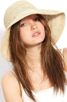 e391743349899f Helen Kaminski 'Provence 12' Packable Raffia Hat Straw Hats, Floppy Hats,  Honeymoon