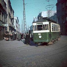 הפטריה   22 תמונות צבע נדירות ומצמררות שמתעדות את החיים בגטו לודז'