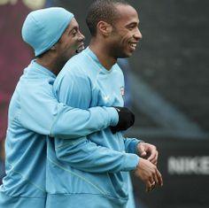 Ronaldhino and Henry