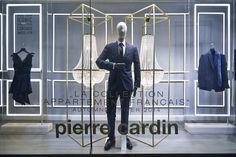 "Pierre Cardin presents ""La Collection Appartement Francais"", at Breuninger,Stuttgart Germany, pinned by Ton van der Veer"