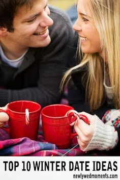 In winter, it can be difficult to think of romantic date ideas besides watching chick flicks all day long. This post shares ten great romantic date ideas! Winter Date Ideas, Winter Fun, Just In Case, Just For You, Romantic Dates, Romantic Ideas, Romantic Gifts, Romantic Surprise, Lovey Dovey