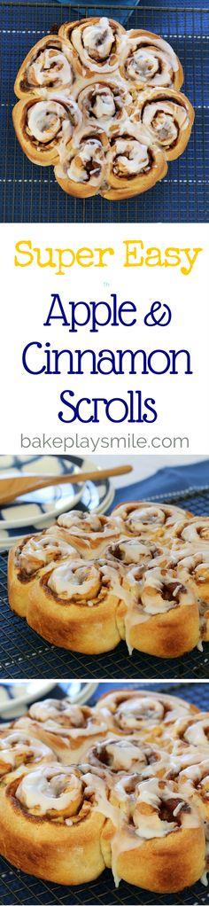Apple-Cinnamon Rolls