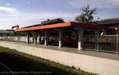 Train Platform, Outdoor Decor, Home Decor, Decoration Home, Room Decor, Home Interior Design, Home Decoration, Interior Design