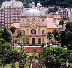 Catedral Metropolitana em Juiz de Fora, MG