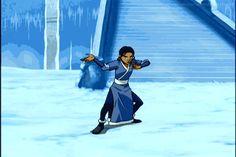 Afbeeldingsresultaat voor avatar water bender to ice Korra Avatar, Team Avatar, Water Bending, Water Tribe, Avatar Series, Iroh, Mario, Fire Nation, Pokemon