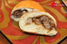 I have been wanting to make this since I learned how about no-knead dough but I kept forgeting to buy hoisin and oyster sauce ...that is, un...