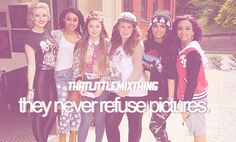 That Little Mix Thing