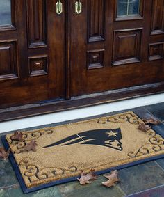 New England Patriots Doormat