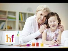 El papel de los abuelos en la educación y la sociedad