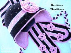 Подкладка в вязаную шапочку - мастер-класс - luv_vie