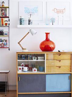 Cómo combinar colores y estampados   Revista IKEA