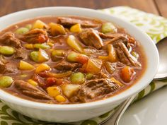 Smithfield Recipes: Easy Slow Cooked Brunswick Stew