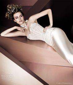 carlo pignatelli wedding gown