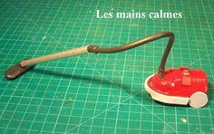 miniature tutorial - vacuum, canister style