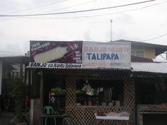 Mang Banjo's neighborhood talipapa in Sitio Las Vegas Bonuan Gueset