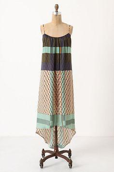 Coya Slip Dress - Anthropologie