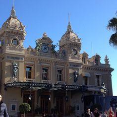 #Casino Monte Carlo casino at casino square Monaco- people watching!! by nicola_fitness from #Montecarlo #Monaco