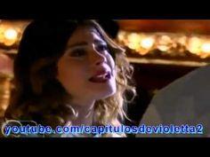 Violetta 2 Capítulo 75 Leon y Violetta