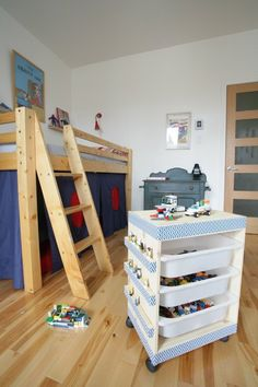 How to Turn Your IKEA Trofast Into a LEGO Holder — Apartment Therapy Reader Project Tutorials
