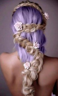 Prom Hairstyles for Long Hair 2014 braid