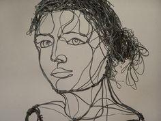Wire Sculpting | Wire Sculpture | Hey Man Studio