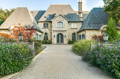 French chateau :: Dallas, Texas