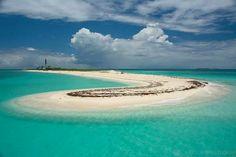 Logger Head Key, Dry Tortugas. Florida Keys