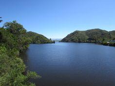 Lago  San Roque  Cordoba..