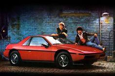 Pontiac Fiero The Cheaper Corvette Project That Lasted 20 Years Pontiac Fiero Pontiac Pontiac Fiero Gt