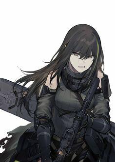 art of war Manga Girl, Anime Art Girl, Manga Anime, Anime Military, Military Girl, Character Inspiration, Character Art, Character Design, Guerra Anime