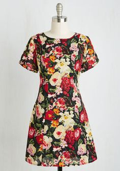 New Arrivals - Bouquet Ole Dress