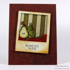 Clips-n-Cuts | Valentine's Day Card and a Winner | http://www.clips-n-cuts.com