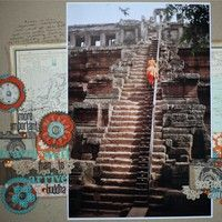 A Project by shimelle from our Scrapbooking Gallery originally submitted 06/20/11 at 12:34 PM