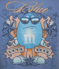 M's Character T-Shirt